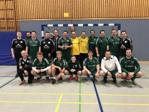 HSG Rösrath/Forbach 3 – HC Cologne Kangoroos 2 18:23 (6:8)