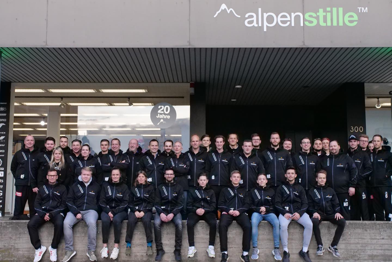 HSG Rösrath/Forsbach meets Alpenstille x Optik Oberländer