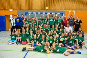 X. Rösrather Herbstferien-Handballcamp