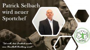 HSG Rösrath/Forsbach stellt sich neu auf – Patrick Selbach wird neuer Sportchef