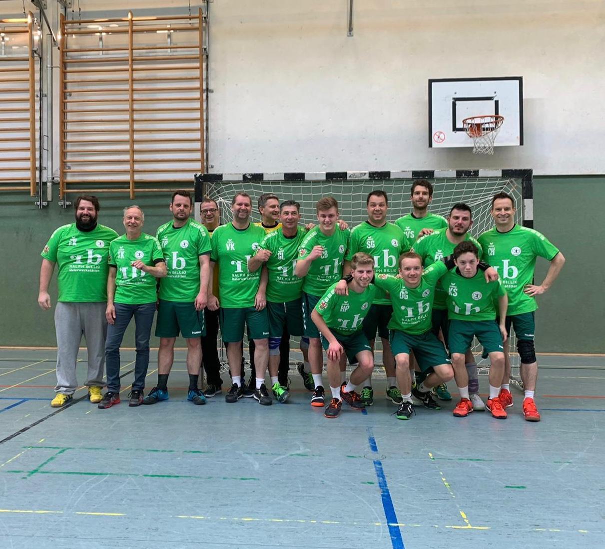SC Janus Köln 2 – HSG Rösrath/Forsbach 3 20:28 (10:18)