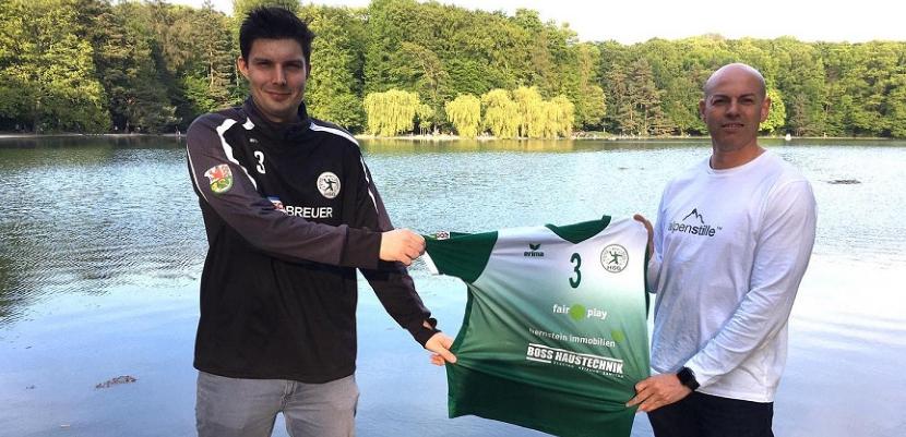 Marc Bartke verstärkt die HSG Rösrath/Forsbach