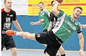 Niklas Basener verstärkt die HSG Rösrath/Forsbach