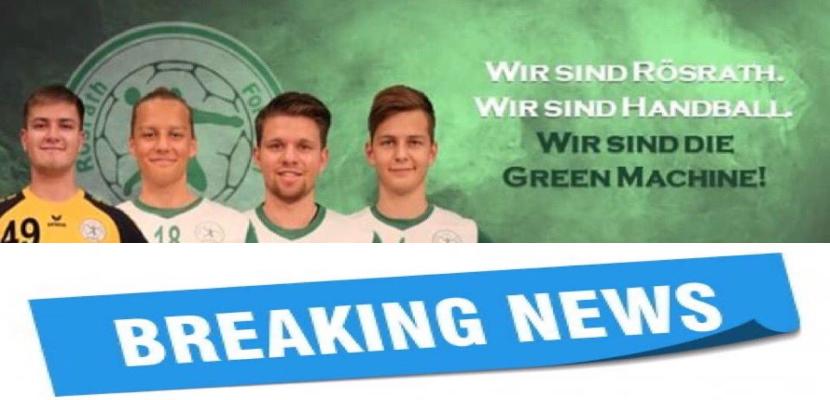 HSG Rösrath/Forsbach // Information zum Spielbetrieb