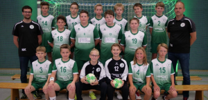 HSV Frechen mD – HSG Rösrath/Forsbach mD 12:30 (3:18)