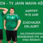 Vorbericht: HSG Rösrath/Forsbach – TV Jahn Köln-Wahn