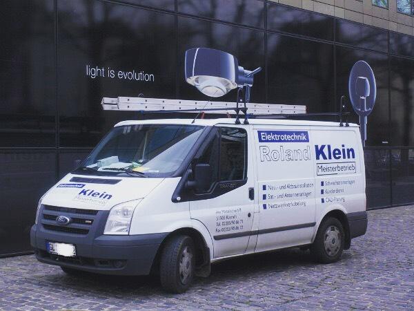 "You are currently viewing Sponsor der Woche: ""Elektrotechnik Roland Klein"""