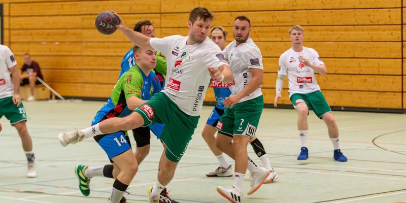 Read more about the article Herren-Teams verlieren, Siege für die HSG-Jugend